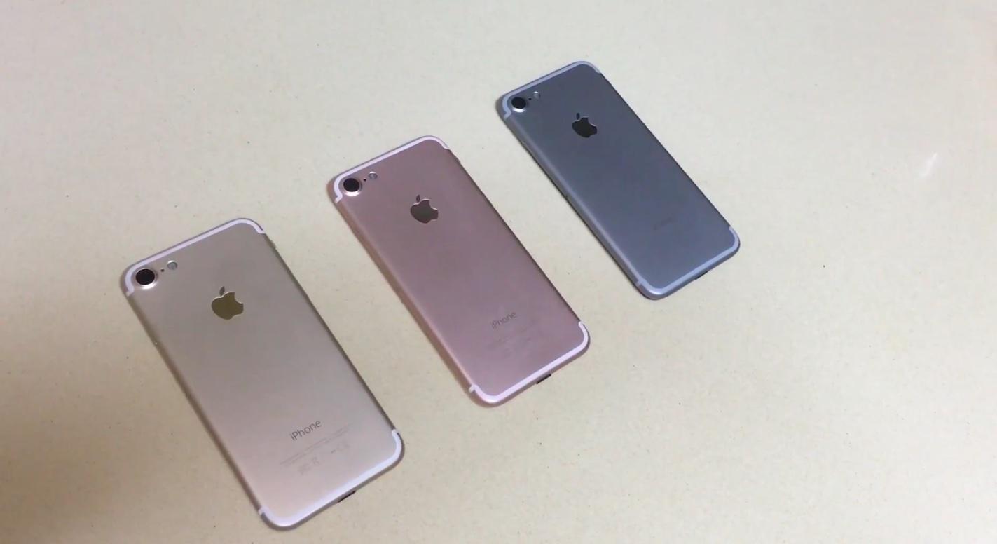 iPhone 7 draadloos oplaadbaar?
