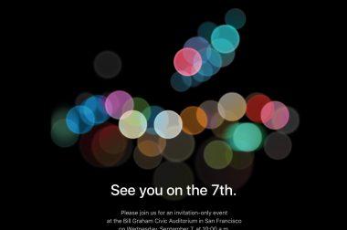 Volg hier de livestream van het Apple Event