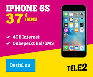 iPhone 6S deals Belsimpel.nl