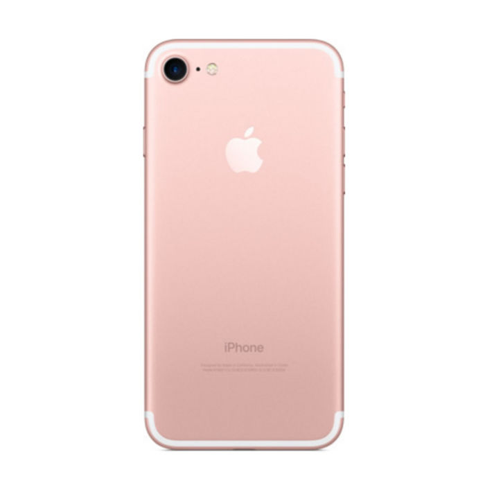 iphone 7 rose goud abonnement