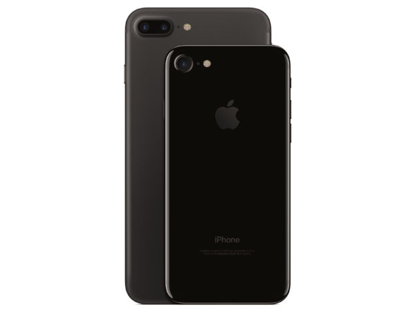 iphone 7 git black vs black