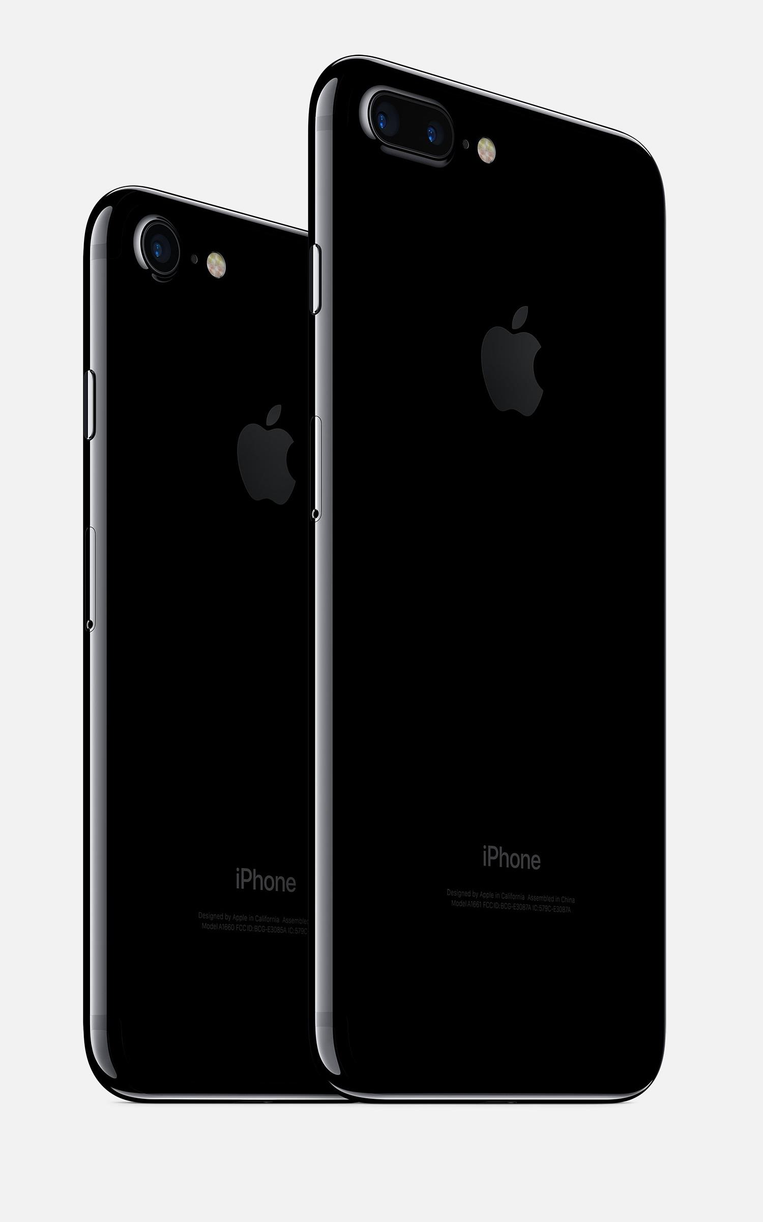 iphone 7 jet black abonnement