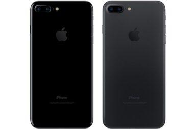 Gebruikers mat-zwarte iPhone 7 klagen over losrakende verf