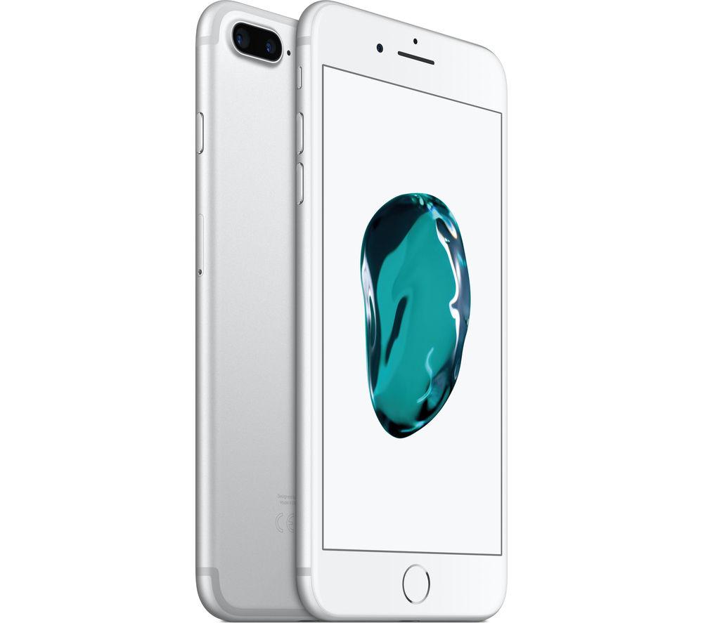 Uiterlijk iPhone 7 zilver