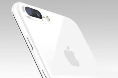 'Apple lanceert binnenkort een iPhone 7 Jet White'
